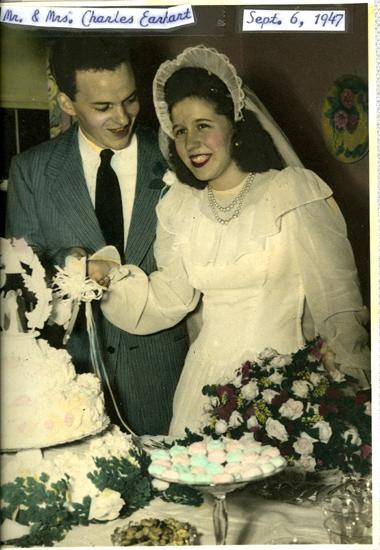 Mr. & Mrs. Chuck Earhart