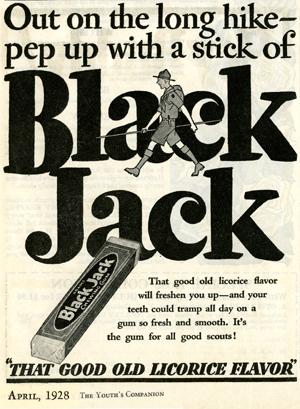 Black Jack Ad