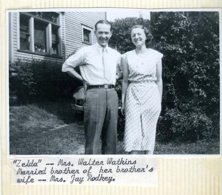 Walter & Zelda